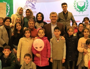 Tawakkol Karman Foundation Campaign for 2018 Winter Clothes