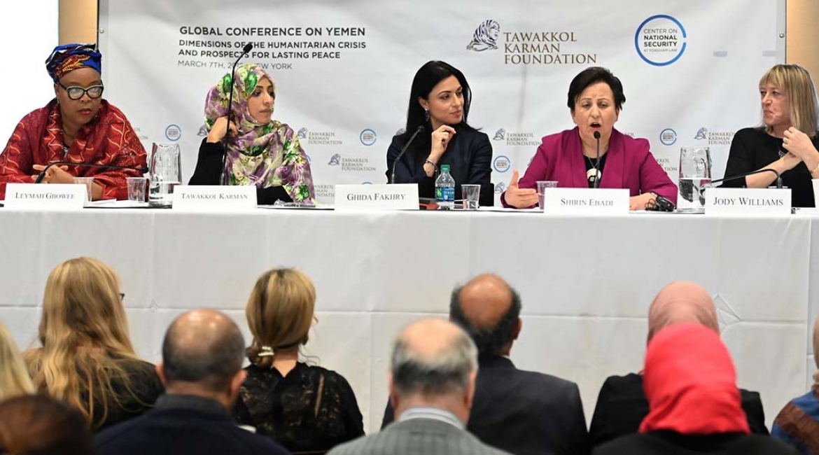 Global Conference On Yemen: Dimensions Of The Humanitarian Crisis And Prospects Of Lasting Peace