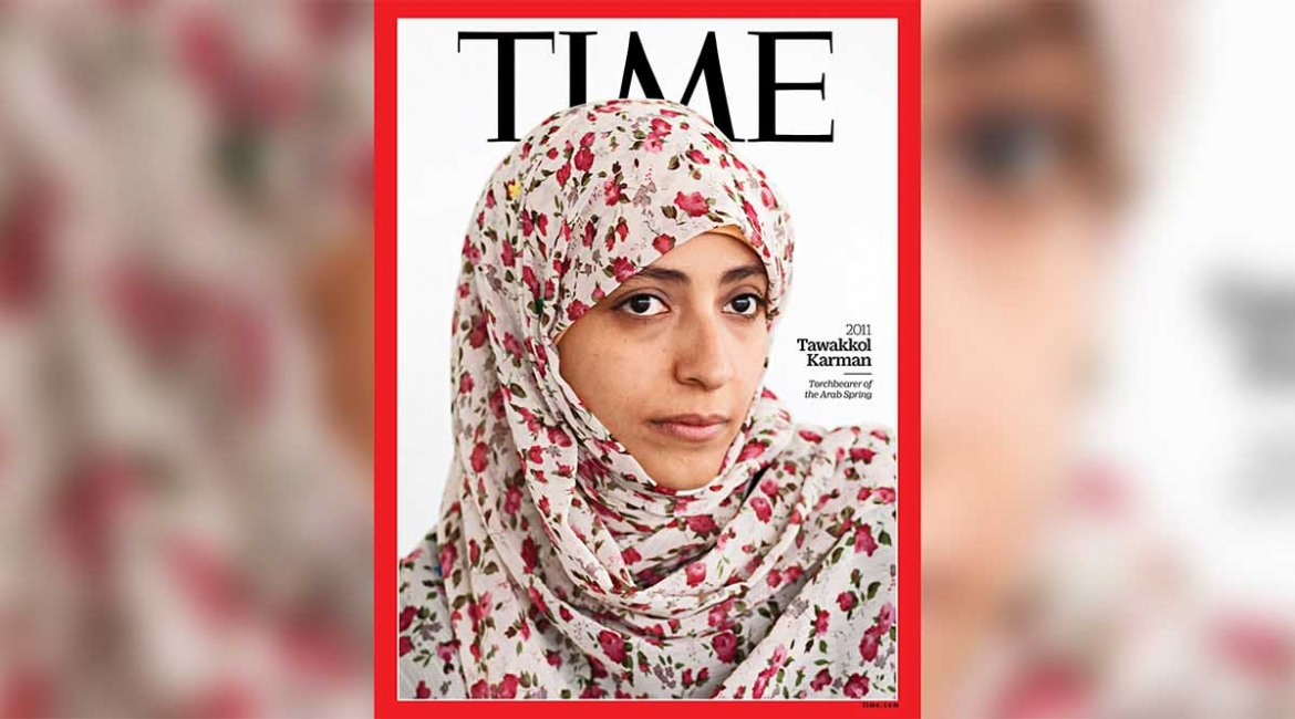 Tawakkol Karman among TIME 100
