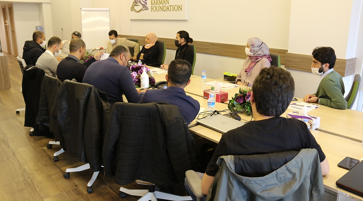 A Workshop with English Castle Institute for English Educational Development Process