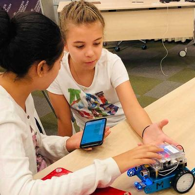 Robotics For Kids 2019